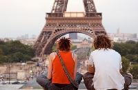 Ganz schön verrückt: Für elf Stunden in die Stadt der Liebe