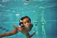 """Kleine """"Fische"""" ganz groß: Schwimmunterricht bei Grupotel"""
