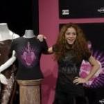 Super-Stimme und großes Herz: Shakiras Shirts helfen Kolumbiens Kindern