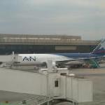 LAN Argentina mit neuer Route
