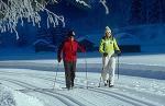 Genügend Schnee in St. Anton am Arlberg: Beste Bedingungen für den Frühlingsskilauf