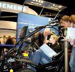 Siemens bringt Jugendliche zur führenden Technik- und Industriemesse