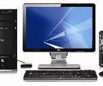 HP Pavilion Desktop PCs und Monitore mit neuem Design