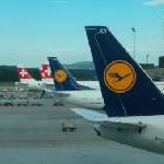 """LH-Tochter tauft Flugzeug mit Namen """"Luzern"""" Erstflug von Zürich nach Tokio"""