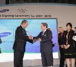 Samsungs Mobiltelefonsparte baut Sponsoring-Aktivitäten mit dem Internationalen Olympischen Komitee bis 2016 aus