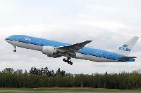 KLM Takes Delivery of its 15th 777 in Seattle