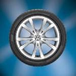 Der Sommer kann kommen – mit den neuen Kompletträdern von Volkswagen Original Zubehör