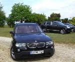 Die Avis FunCar Flotte hat Zuwachs bekommen – den neuen BMW X3