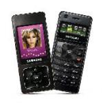 Samsung setzt auf Musik: RnB-Diva Beyoncé wirbt für das SGH-F300