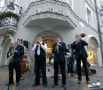 """Jazz-Spektakel auf Messners """"verzaubertem Berg"""""""