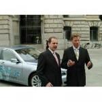 BMW: Wasserstoff für Westerwelle