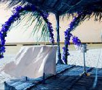 Kurumba und Laguna Maldives verwöhnen alle Hochzeitsreisenden, die sich am 7.7.2007 trauen lassen mit besonderen Angeboten
