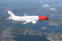 The airline Norwegian increases its flights to and from Germany