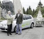 Volkswagen übergibt Polo BlueMotion an BUND Niedersachsen