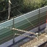 Deutsche Bahn sorgt für Schallschutz in Denzlingen