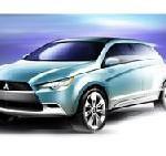 """Mitsubishi auf der IAA in Frankfurt: Weltpremiere für den Mitsubishi """"Concept-cX"""""""