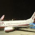 Air Berlin mit kräftigem Gästeplus