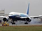 Boeing 777-200LR Worldliner Honored by NAA
