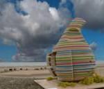 """""""Bathing Beauties"""" – Kunstvolle Strandhütten in den East Midlands"""