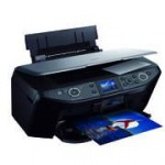 Schneller Allrounder: Multifunktionsdrucker Epson Stylus Photo RX585