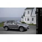 """BMW X5 gewinnt den """"autonis"""" 2007 für das attraktivste Design."""