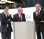 Sixt vermietet 1.000 Volkswagen Touran EcoFuel – VW-Erdgasfahrzeuge an bundesweit 28 Stationen