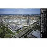 BMW Welt, sechs Wochen bis zur offiziellen Eröffnung am 20./21. Oktober.