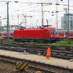 Deutsche Bahn sucht Lokführer