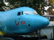 TUI wirbt für Urlaubsbuchung im Reisebüro