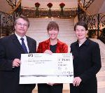 The Ritz-Carlton, Berlin: Charity-Aktion für UNICEF brachte Spenden in Höhe von 15.500 Euro