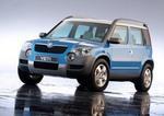 Škoda Yeti wird in Tschechien gebaut