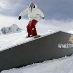 Europa-Sportregion Zell am See-Kaprun: Österreichs Mekka für alle, die dem Snowboard huldigen