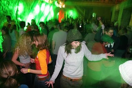 Die Snow Jam 2006 – Action im Schnee und Alternative Rock Festival