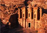 Petra – eines der Neuen Sieben Weltwunder im Herzen Jordaniens