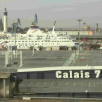 Mit der SeaFrance-Fähre über den Kanal nach Calais