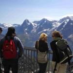 Großen Alpinisten ganz nah