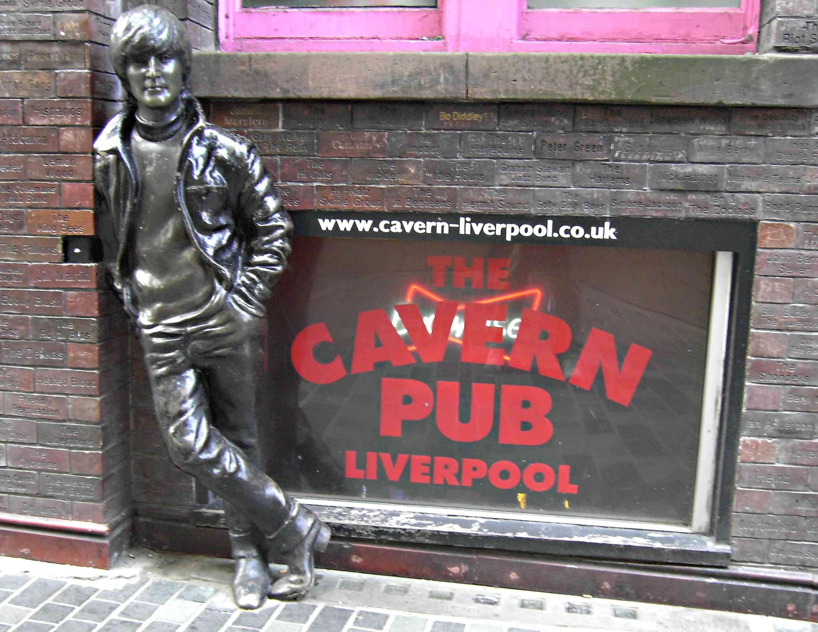 Beatlemania in Liverpool