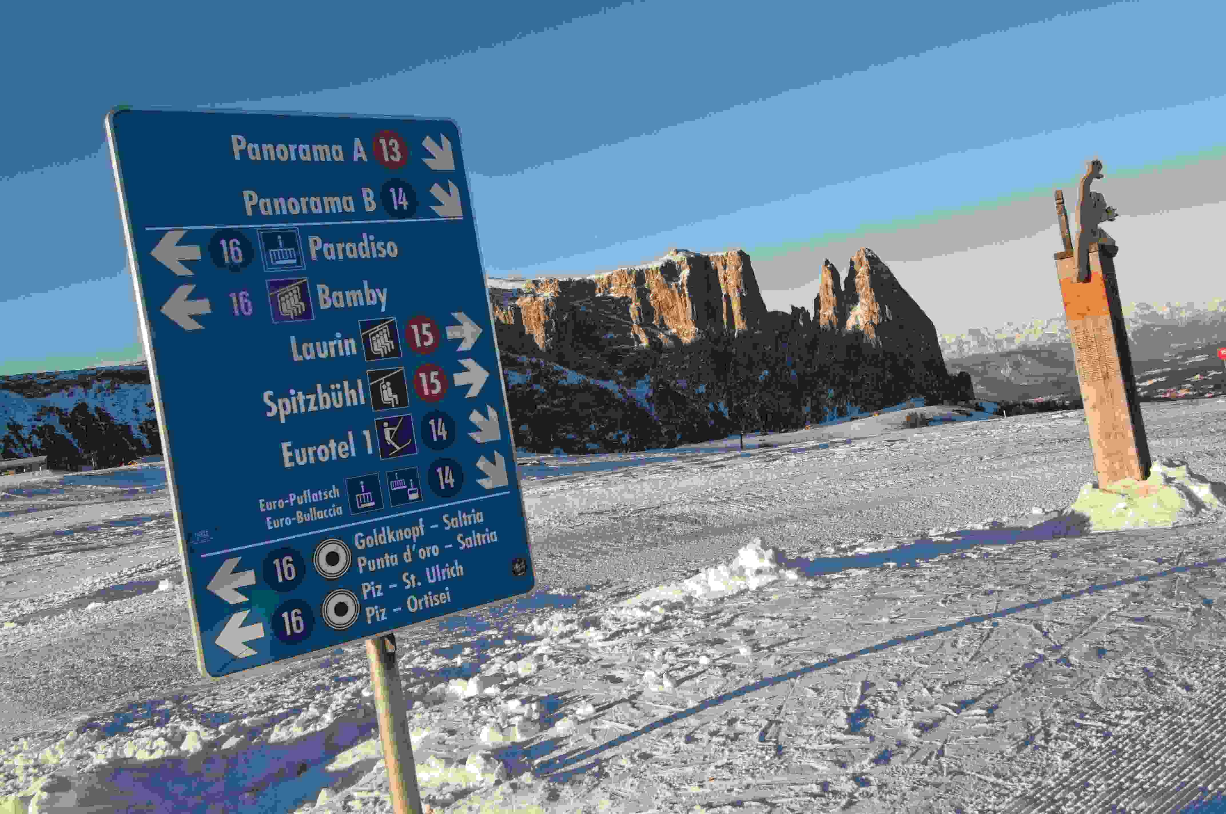 Südtirol – abseits der Sellaronda