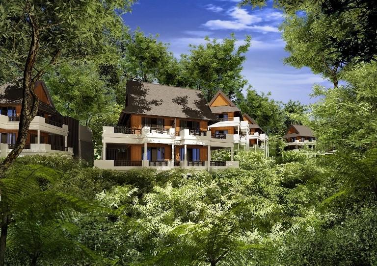 YTL Hotels: Unverwechselbar auf Borneo: Das Gaya Island Resort