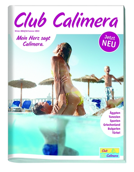 Club Calimera mit eigenem Katalog