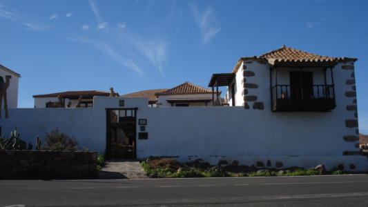 Fuerteventura, Spanien - Hotel Pájara Casa Isaitas (07488), Foto: ©Carstino Delmonte (2009)