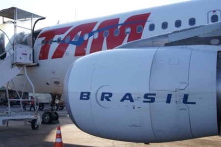 TAM Airlines of Brazil 5