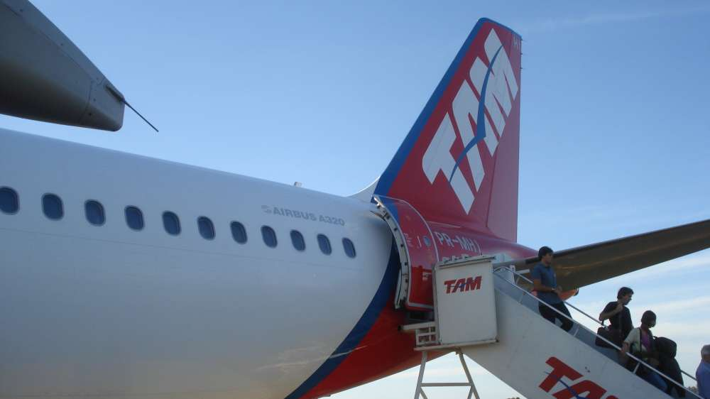TAM Airlines of Brazil 13