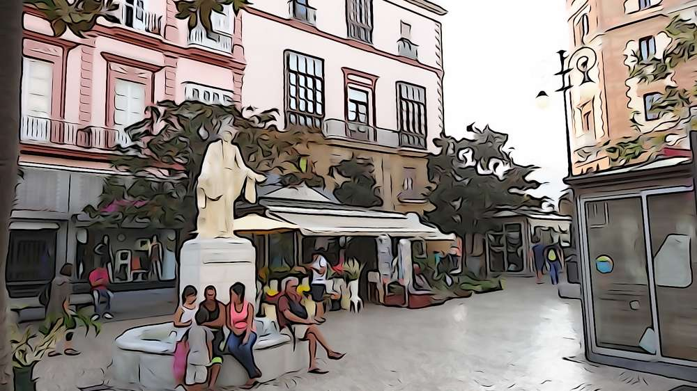 Cadiz Andalusien 1