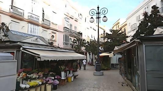 Cadiz Andalusien 3