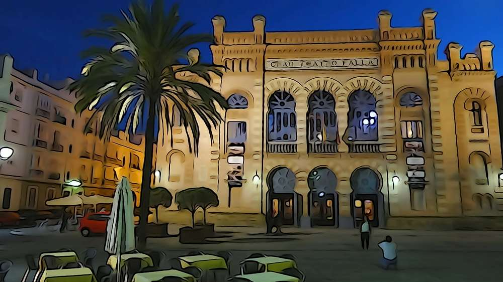 Cadiz Andalusien 9