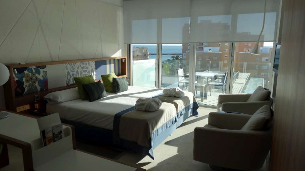 Parador-Hotel in Cadiz – Südandalusien