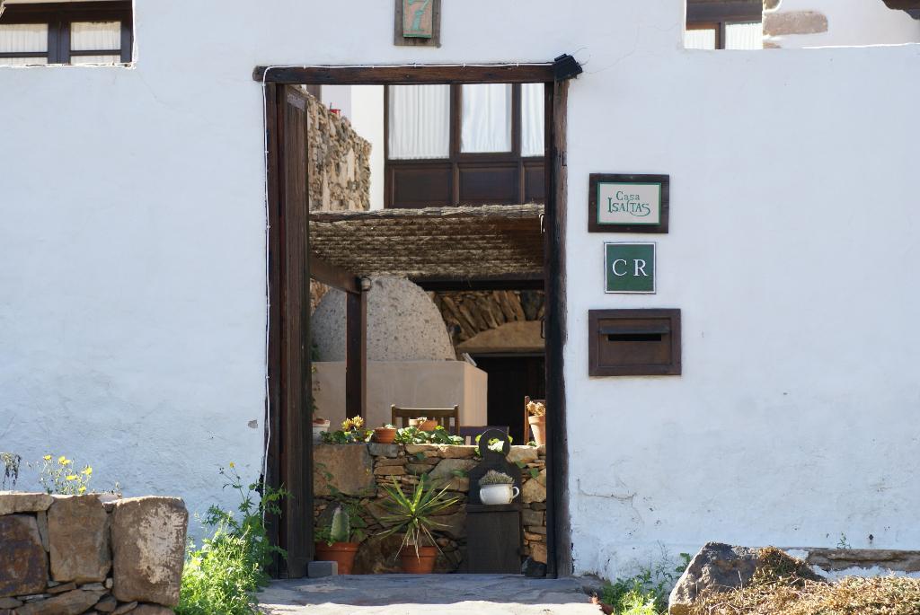 Fuerteventura, Spanien - Hotel Pájara Casa Isaitas (07979), Foto: ©Carstino Delmonte (2009)