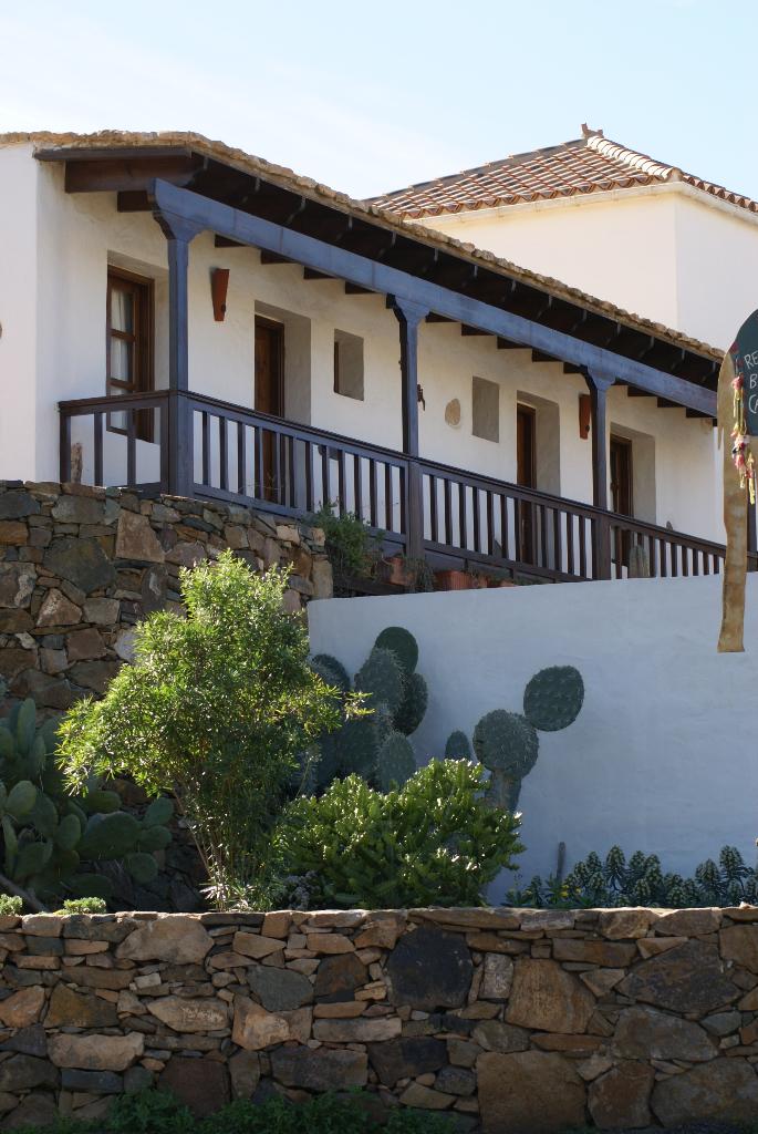 Fuerteventura, Spanien - Hotel Pájara Casa Isaitas (07982), Foto: ©Carstino Delmonte (2009)