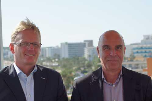 Geschäftsführer Markus Daldrup und Gründer Willi Verhuven
